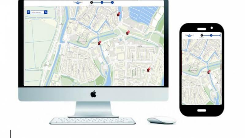 Melding openbare ruimte nu nog makkelijker via Slim Melden Waterland app