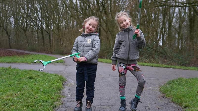 Inwoners Waterland krijgen eigen cleanup-pakket voor grote schoonmaak