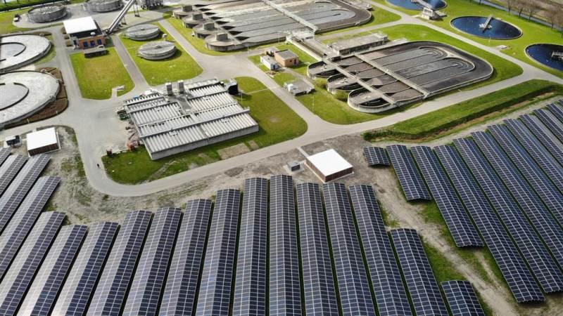 Grootste zonnepark hoogheemraadschap tot nu toe gerealiseerd