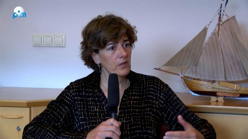 In gesprek met burgemeester Van der Weele over gebeurtenissen in Broek