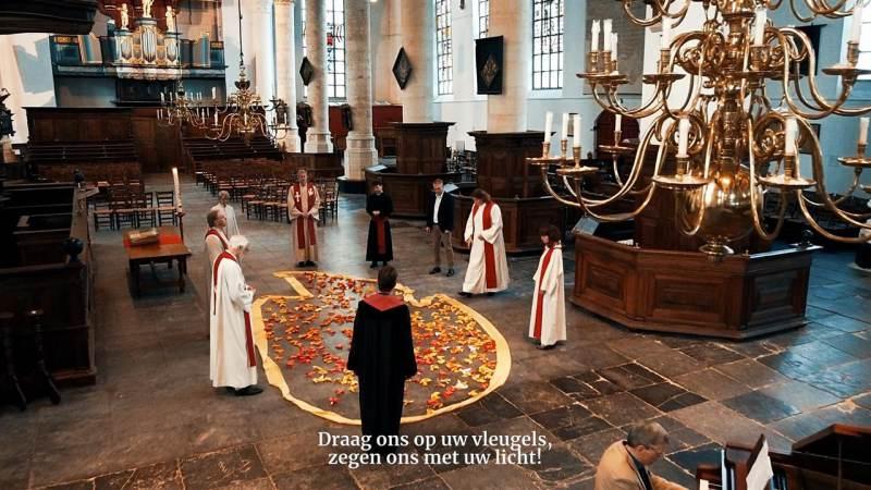 Kerken van Waterland komen met bijzonder Pinksterproject