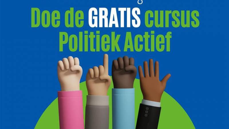 Gratis cursus Politiek Actief in gemeente Waterland