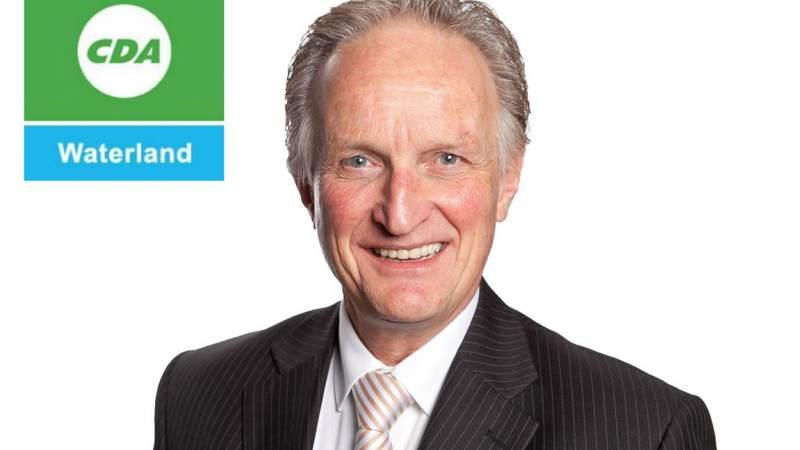 Theo van Eijk, kandidaat-wethouder CDA Waterland