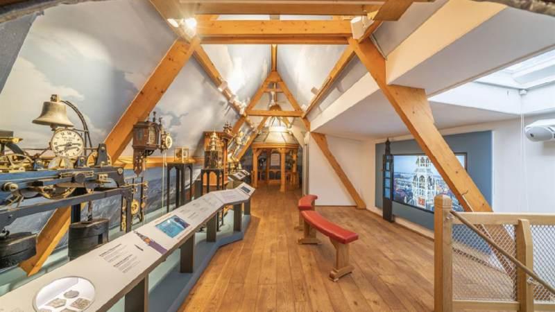 De Speeltoren met nieuwe Carillonzaal geopend voor publiek