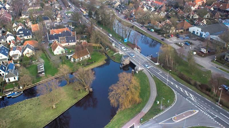 Kan de N247 in Broek in Waterland ondergronds? Denk mee!