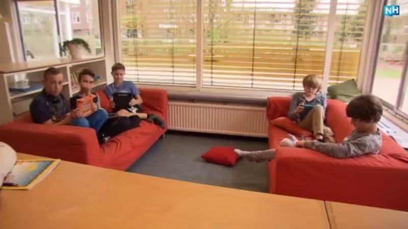 RTVNH: Basisschool De Verwondering weet kleine klassen te houden