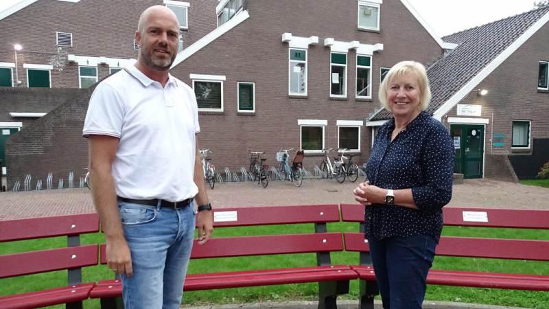 Richard de Weijze nieuwe voorzitter Stichting Dorpshuis Het Trefpunt