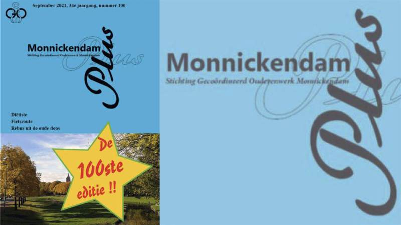 Jubileum: de 100e editie van Monnickendam Plus