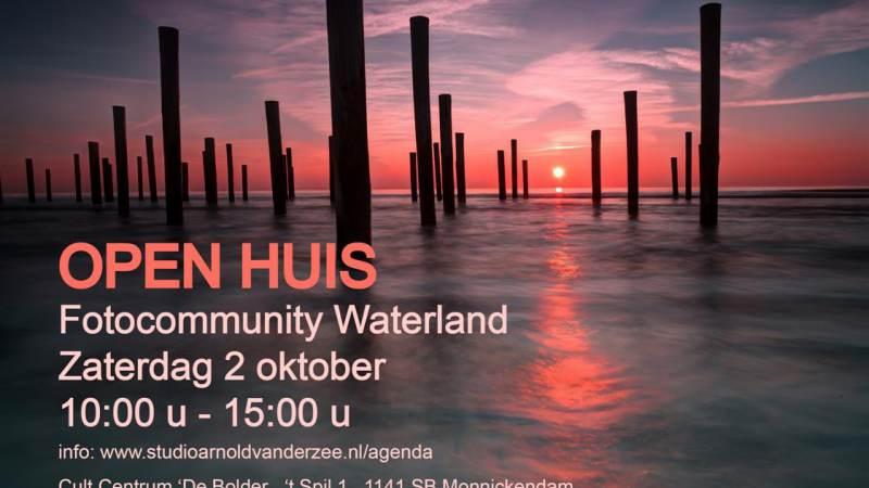 Open Dag Fotocommunity Waterland