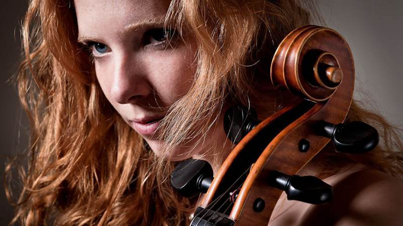Celloconcert van Irene Kok in Lutherse Kerk in de stille week