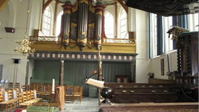 Avond Kerkplein Waterland: de grootse liturgie van de Paasnacht