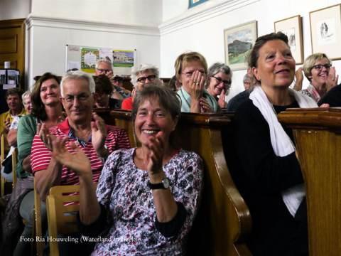22e Waterland-Kerkenland op 24 en 25 juni door Waterland