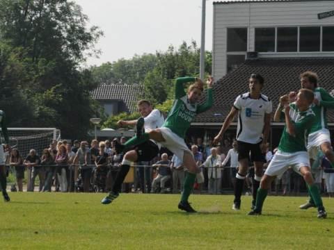 SV Marken wint van BOL en zet eerste stap richting Eerste Klasse