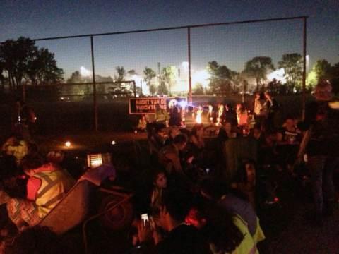 De Nacht van de Vluchteling bij S.D.O.B.