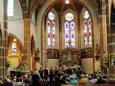 Wederom een zeer succesvolle editie van Waterland-Kerkenland