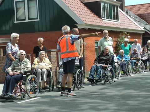 Wandelvierdaagse voor senioren door gemeente Waterland