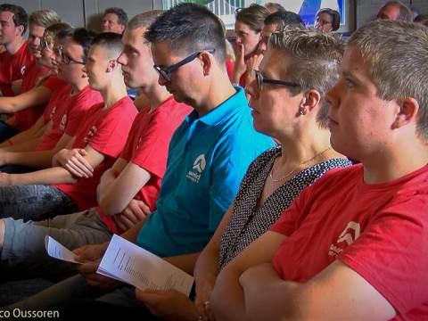 Waterlandse jongeren van World Servants vertrokken naar Malawi