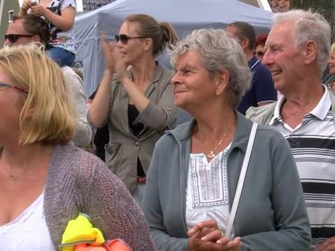 Stijn Wiedemeijer en Maartje Beets wederom de snelste bij Land over Zandwedstrijd