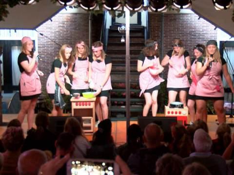 Strijden voor eenheid binnen Broek levert overwinning op bij Talentenshow Broeker Feestweek