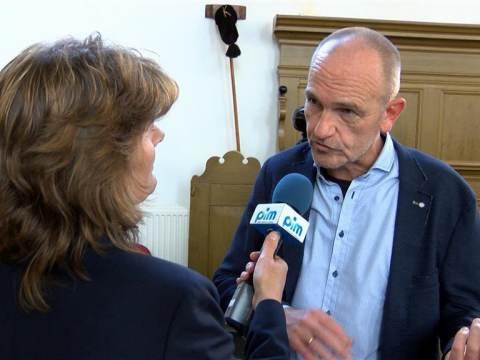"""Dirigent Wim Klaver ontvangt cultuurprijs """"de Witte Roos"""""""