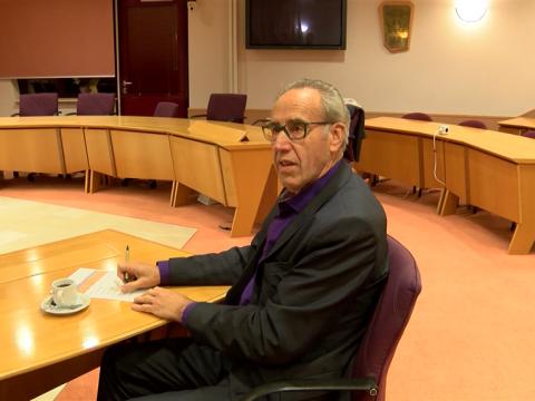 Simon van Geldorp benoemd tot Ridder in de Orde van Oranje Nassau