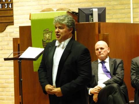 Marker Mannenkoor viert 45ste verjaardag met concert in Patmoskerk
