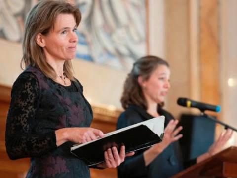 Nienke Oostenrijk zingt klassiek, jazz en pop in Catharinakerk