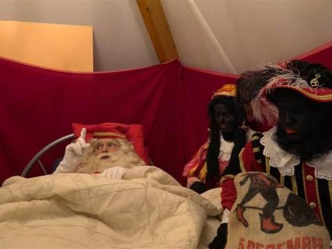 Verhaaltje voor het slapengaan voor Sint en Pieten