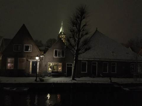 Stuur ons uw foto van Winter in Waterland