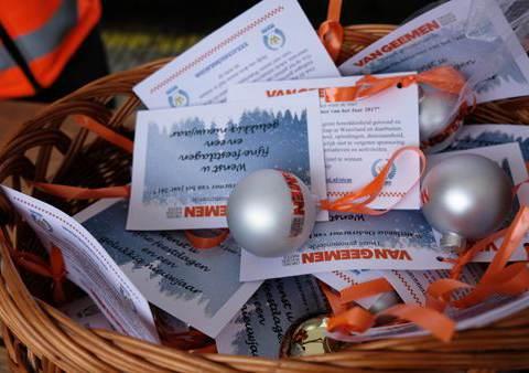 Genomineerden Ondernemersprijs presenteren zichzelf op Midwintermarkt