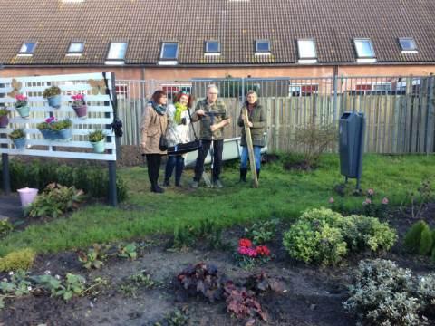 Geld voor goede ideeën van innovatieve groene vrijwilligers