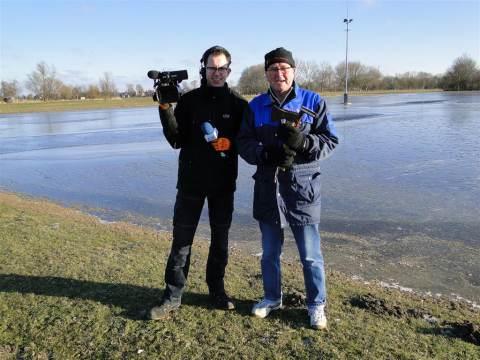 Schaatsen in Waterland: nog even geduld aub...