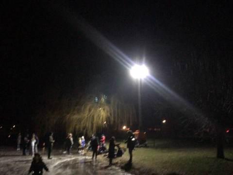 IJsvereniging Olympia uit Monnickendam blikt terug op gezellige ijsperiode