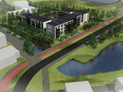 Gemeente Waterland en Biesterbos BV tekenen koopovereenkomst Kohnstammlocatie