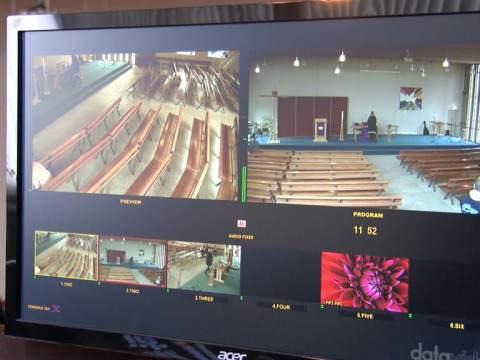 Een kijkje achter de schermen bij KerkTV van Omroep PIM