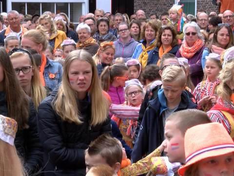 Koningsdag op Marken weer een groot feest