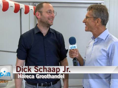 Dick Schaap viert de lente