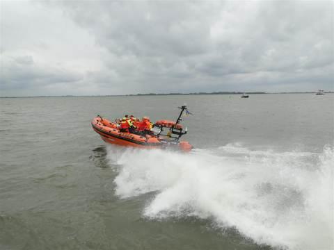 Wederom zeer geslaagde Reddingbootdag op Marken