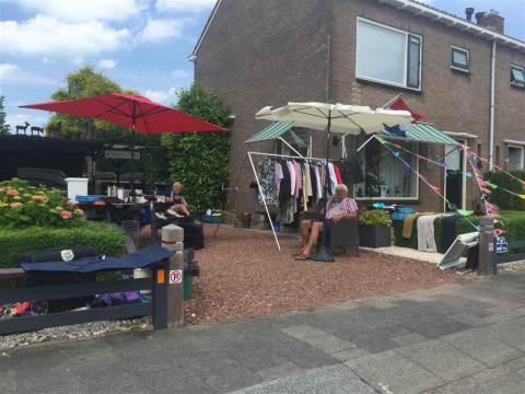 Dit weekend al weer de 4e Garage Sale Ilpendam