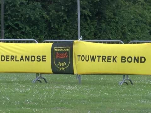Monnickendam is klaar voor Nederlands Kampioenschap Touwtrekken