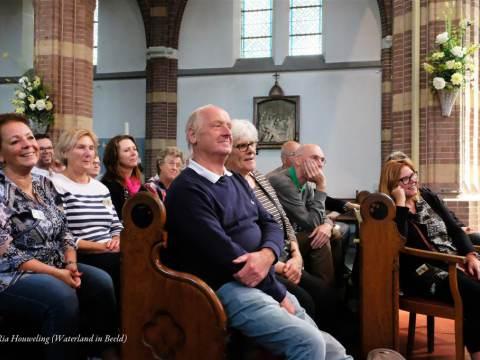 Waterland-Kerkenland was weer genieten!