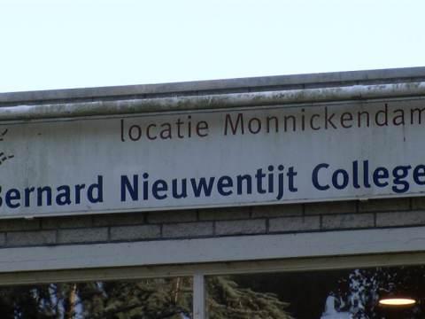 Wederom 100% slagingspercentage bij Bernard Nieuwentijt College