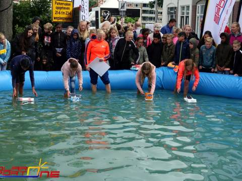Een weekend vol zonnebootrace actie in Purmerend!