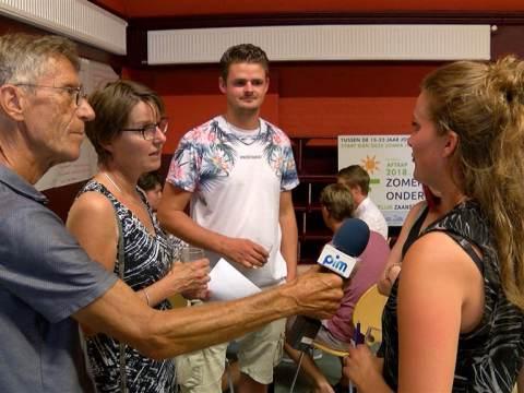 Jonge ZomerOndernemers komen samen in De Bolder