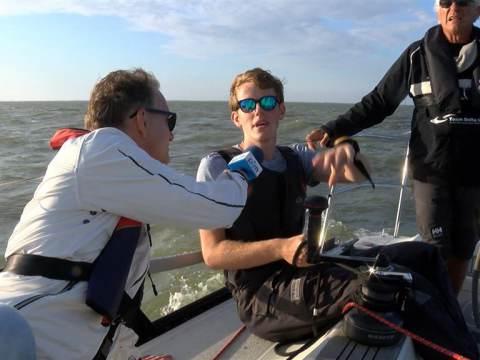 PIM zeilt mee met Watersportvereniging Monnickendam