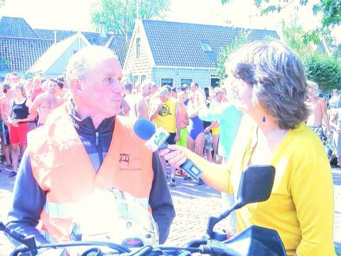 Stijn Wiedemeijer: koning van de Land over Zandwedstrijd