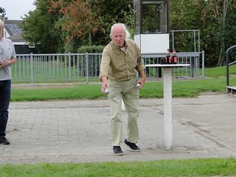 Jan Commandeur winnaar Marker Open Jeu de Boules 2018