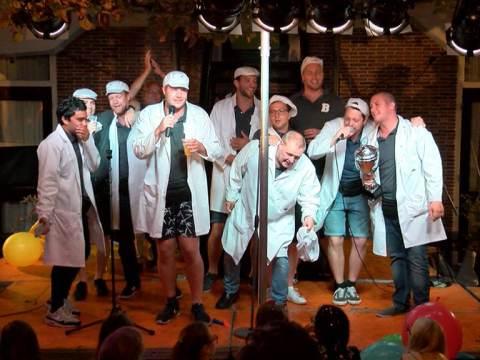 De hele week genieten van een terugblik naar de Broeker Feestweek Talentenshow 2018