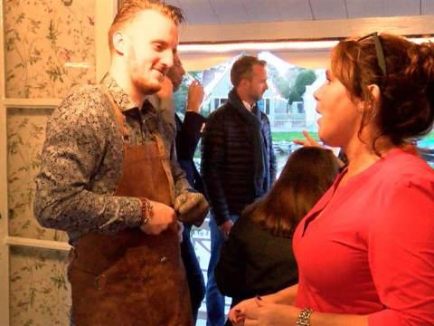 Culinaire hoogstandjes tijdens Broekelicious