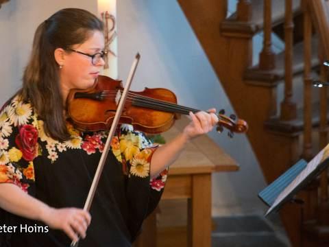 Nieuwjaarsconcert in goed gevulde kerk van Zuiderwoude
